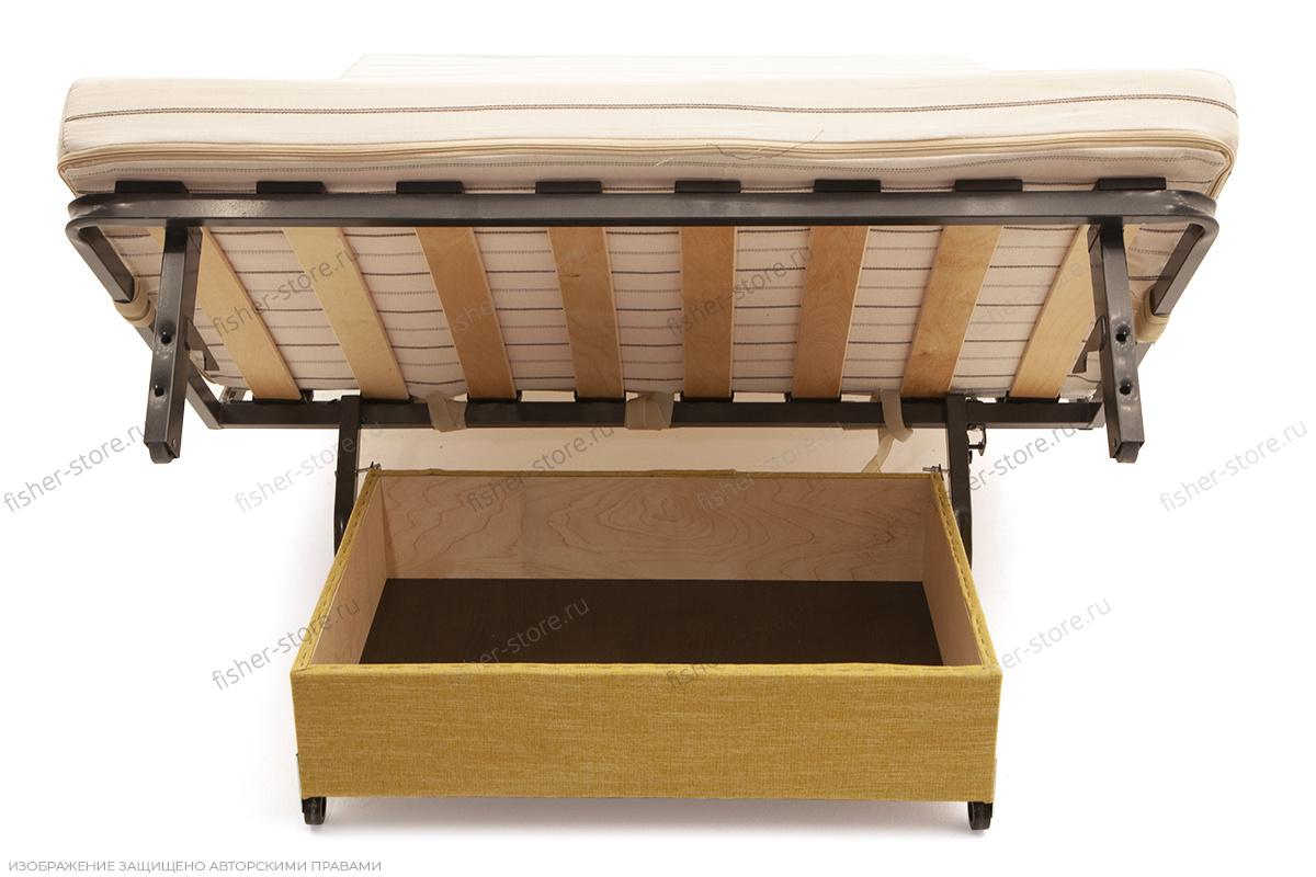 Прямой диван Виа-5 Ящик для белья