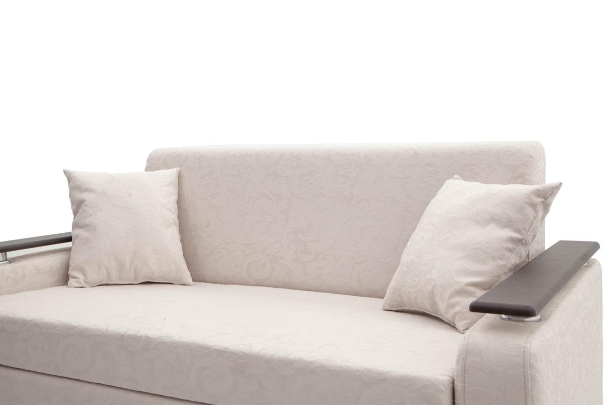 Прямой диван Леонардо Подушки