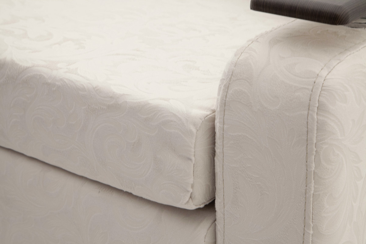 Прямой диван Леонардо Текстура ткани