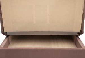 Светлый диван Аккорд-5  Ящик для белья