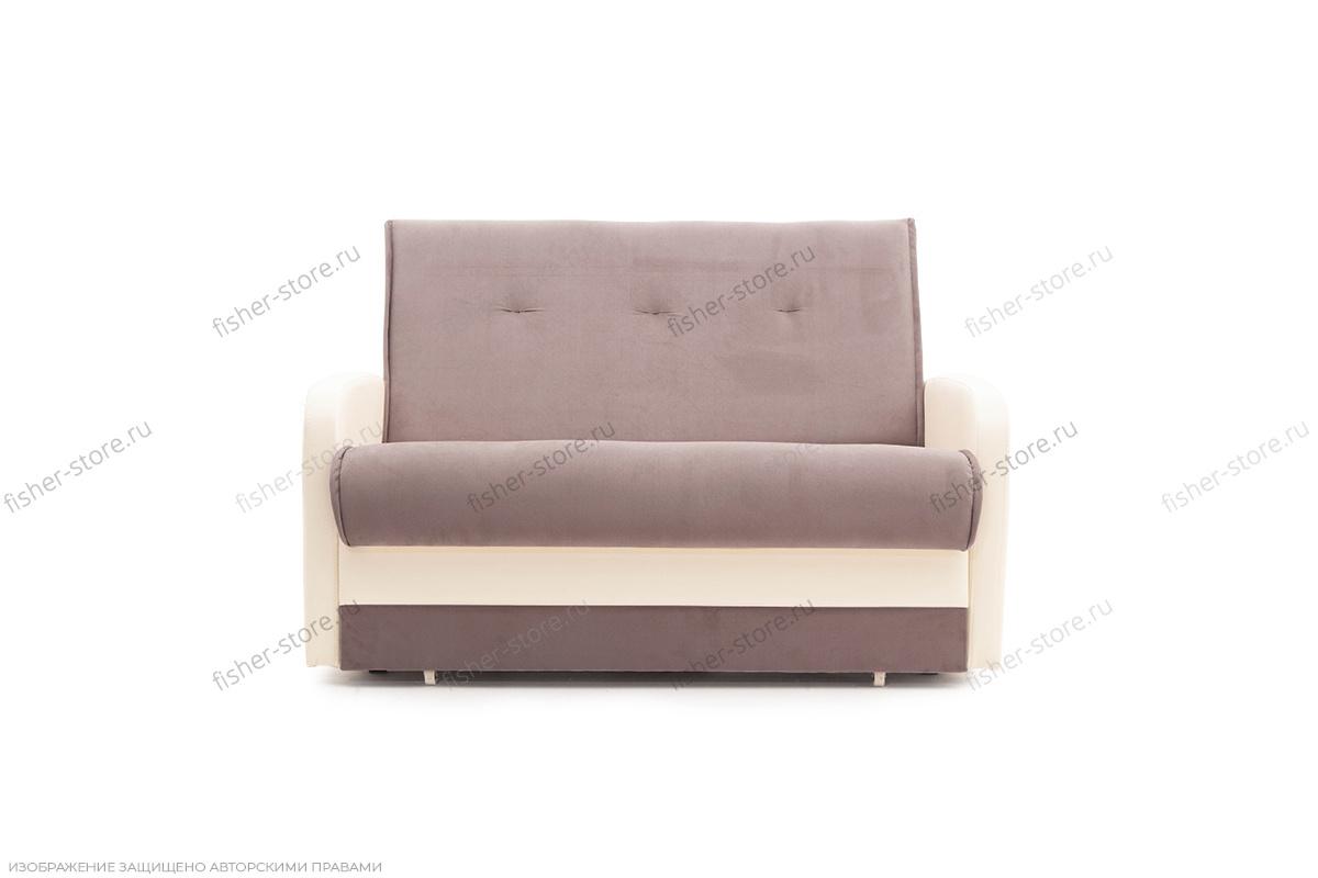 Прямой диван кровать Аккорд  Вид спереди