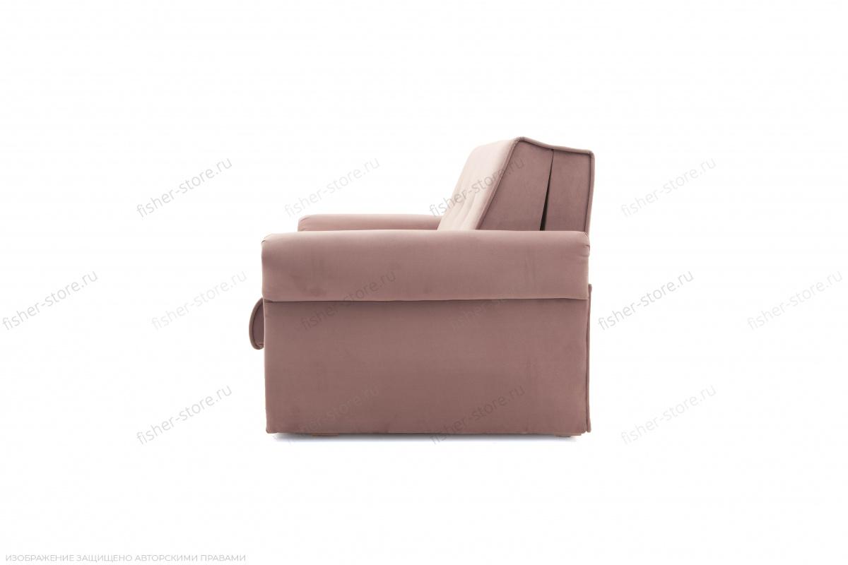 Прямой диван кровать Аккорд-5  Вид сбоку