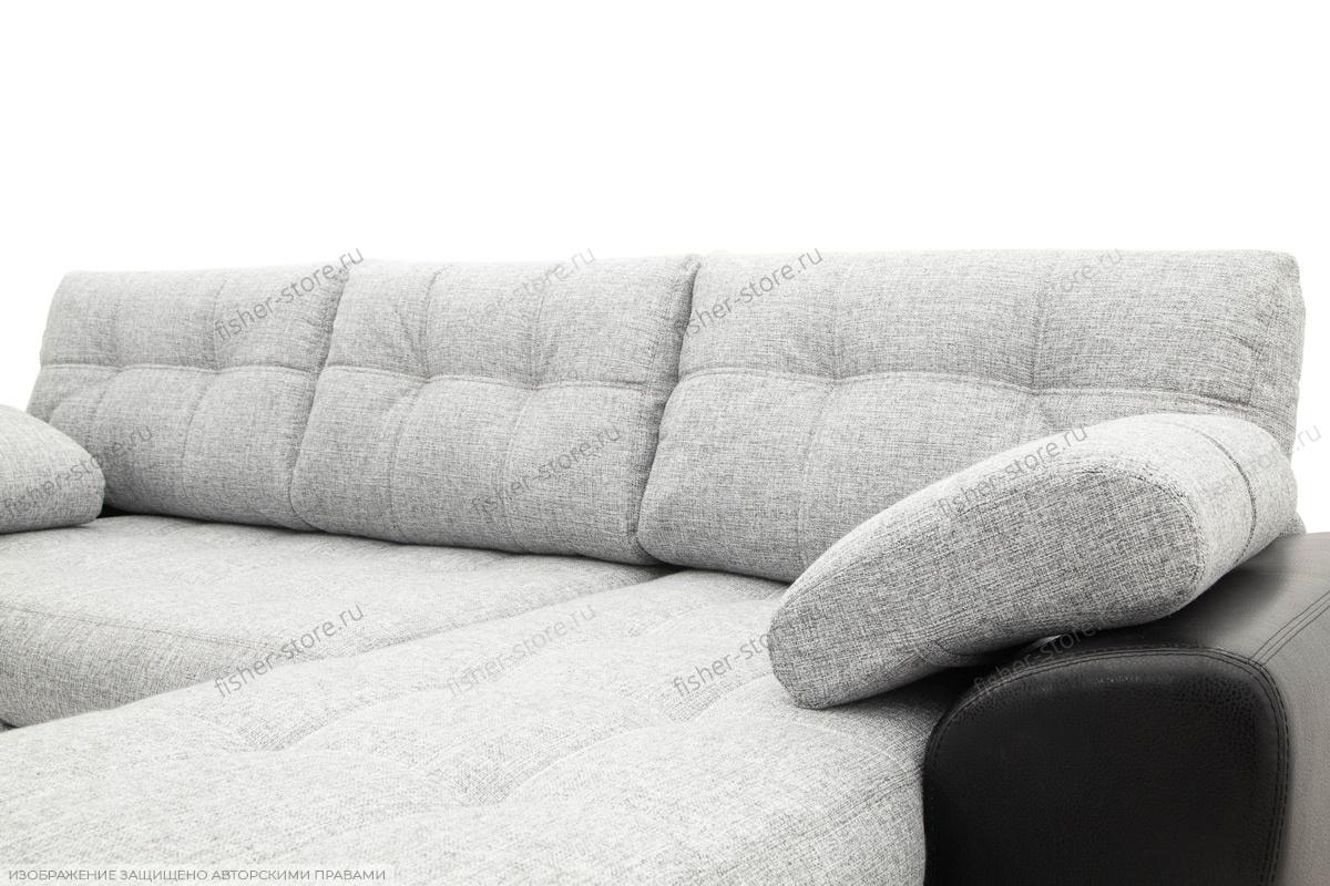 Серый угловой диван Император-2 Подушки
