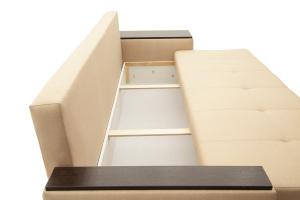 Прямой диван Атланта со столом Ящик для белья