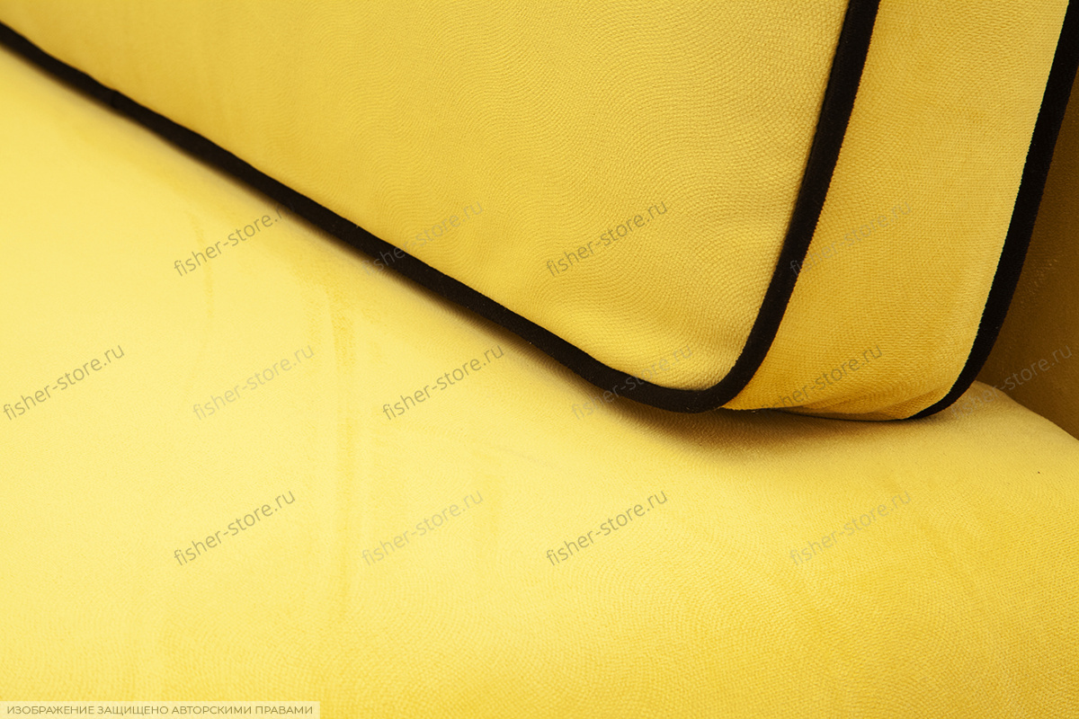 Офисный диван Лаки Текстура ткани