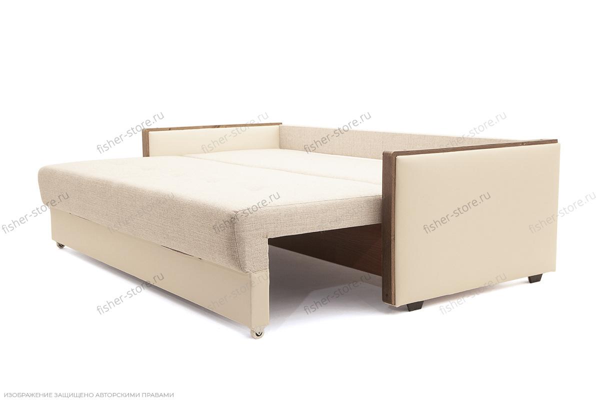Офисный диван Джексон с накладками МДФ Спальное место