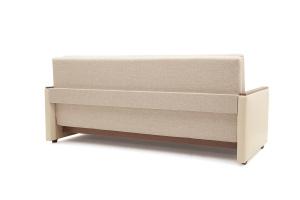 Прямой диван со спальным местом Джексон с накладками МДФ Вид сзади