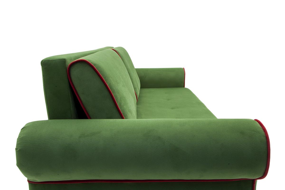 Прямой диван со спальным местом Олимп Подушки