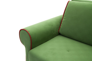 Прямой диван со спальным местом Олимп Подлокотник