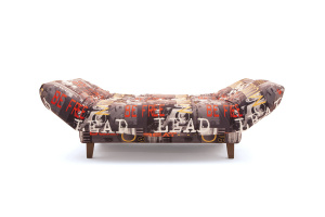 Двуспальный диван Самурай с опорой №3 Механизм