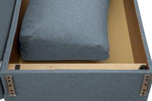 Прямой диван кровать Селена Механизм