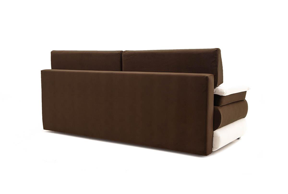 Прямой диван со спальным местом Фиджи Вид сзади