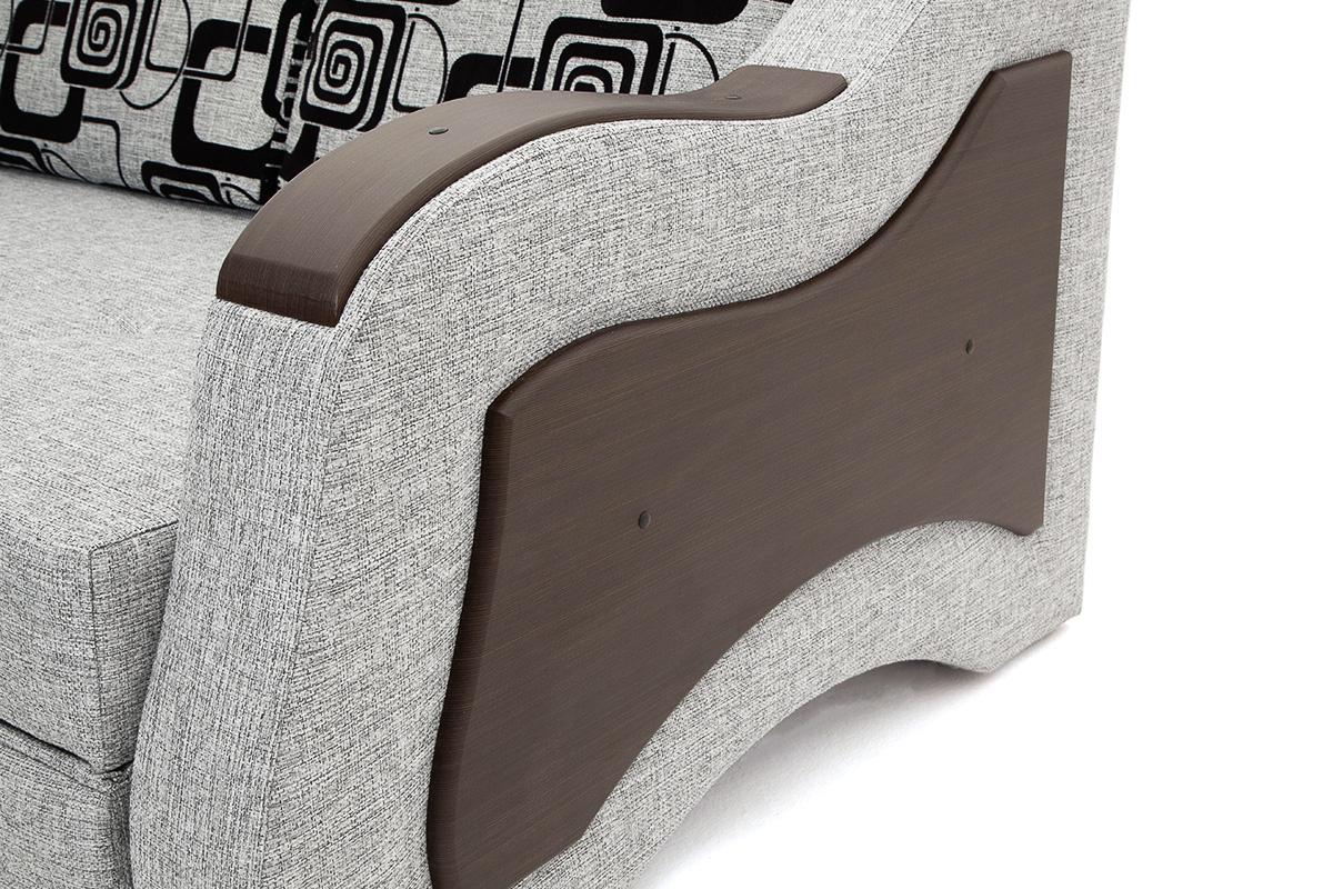Двуспальный диван Вико-2 Подлокотник