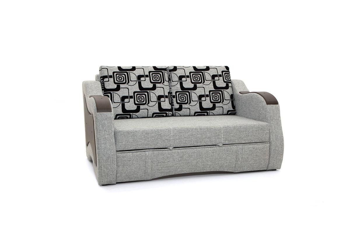 Двуспальный диван Вико-2 Вид по диагонали