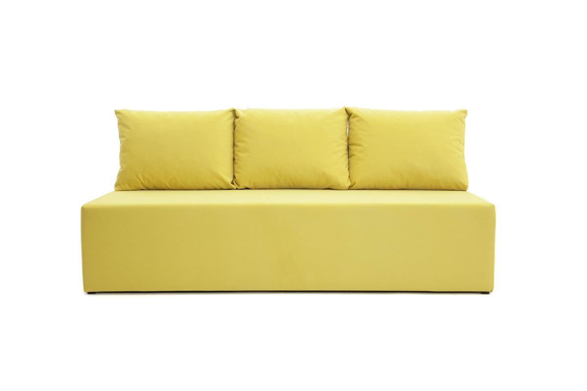 Прямой диван Нексус Вид спереди