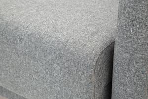 Прямой диван Марис с опорой №2 Текстура ткани