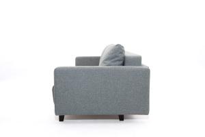 Прямой диван Марис с опорой №2 Вид сбоку