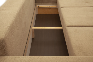 Прямой диван кровать Селена-2 Ящик для белья