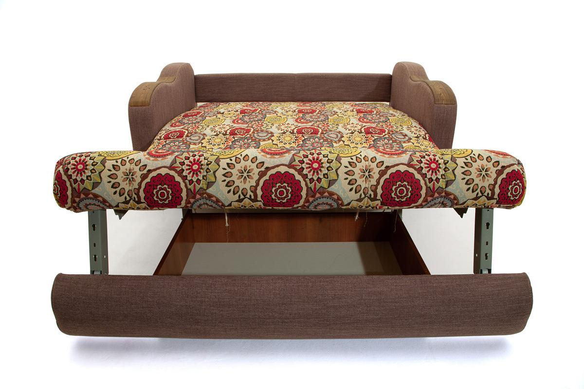 Прямой диван Виа-7 Ящик для белья