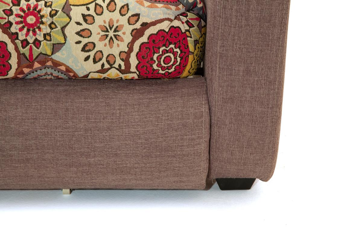 Прямой диван Виа-7 Ножки