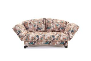 Прямой диван со спальным местом Элис с опорой №1 Вид спереди
