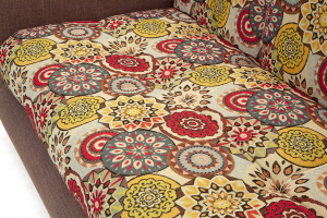 Прямой диван Виа-7 Текстура ткани