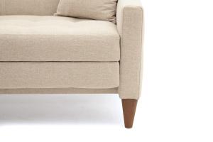 Прямой диван Этро люкс с опорой №5 Ножки