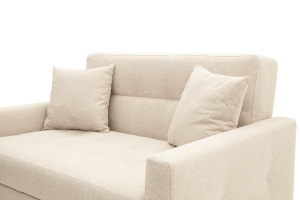 Прямой диван Этро люкс с опорой №5 Подушки
