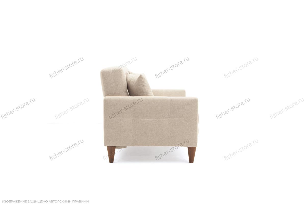 Прямой диван Этро люкс с опорой №5 Вид сбоку