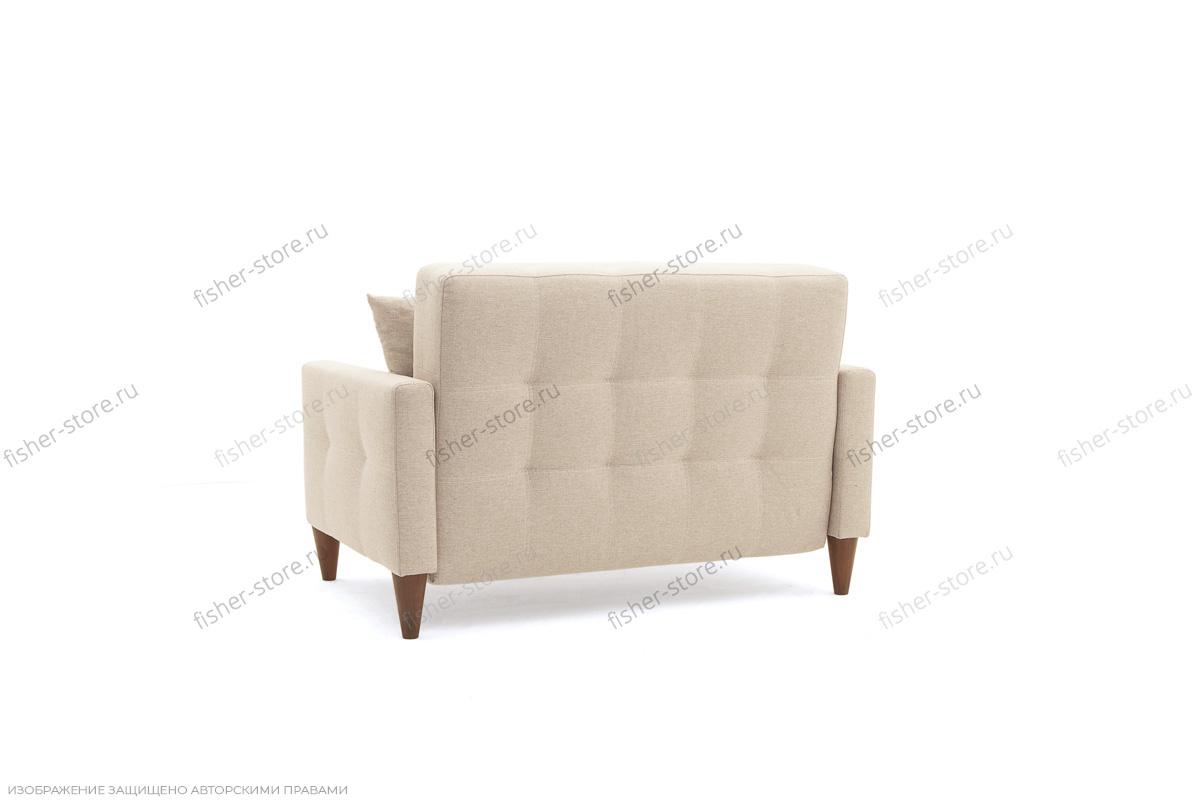 Прямой диван Этро люкс с опорой №5 Вид сзади