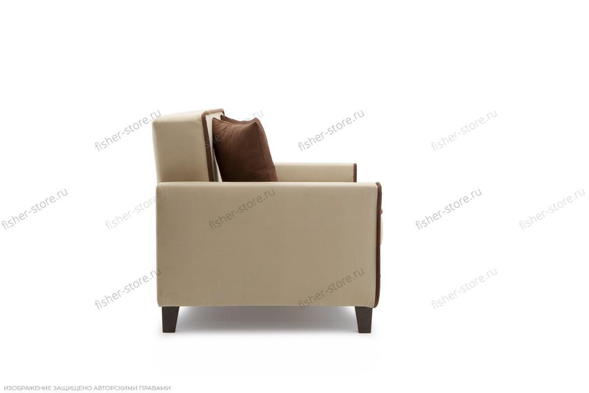Прямой диван кровать Этро-3 Вид сбоку