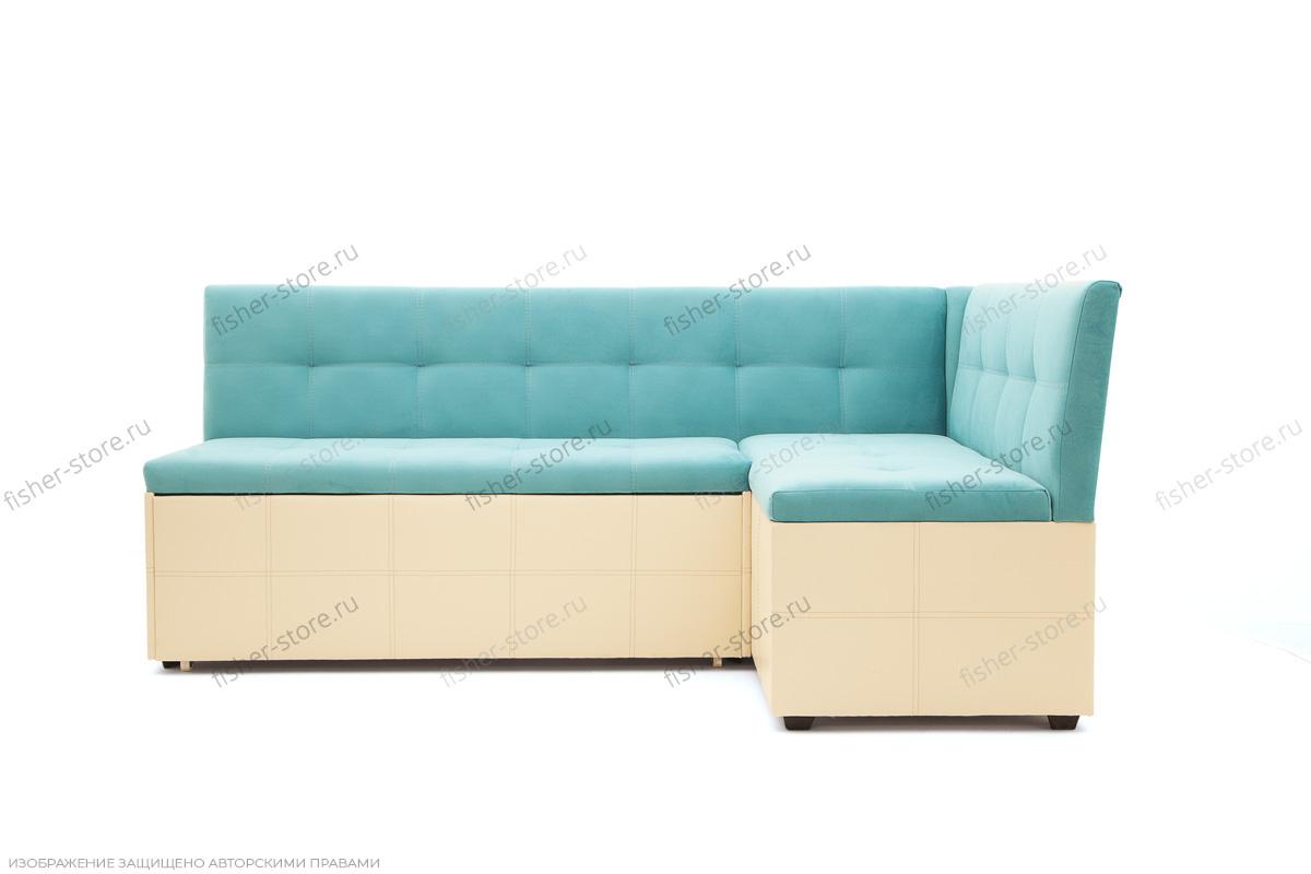 Угловой диван Домино Вид спереди