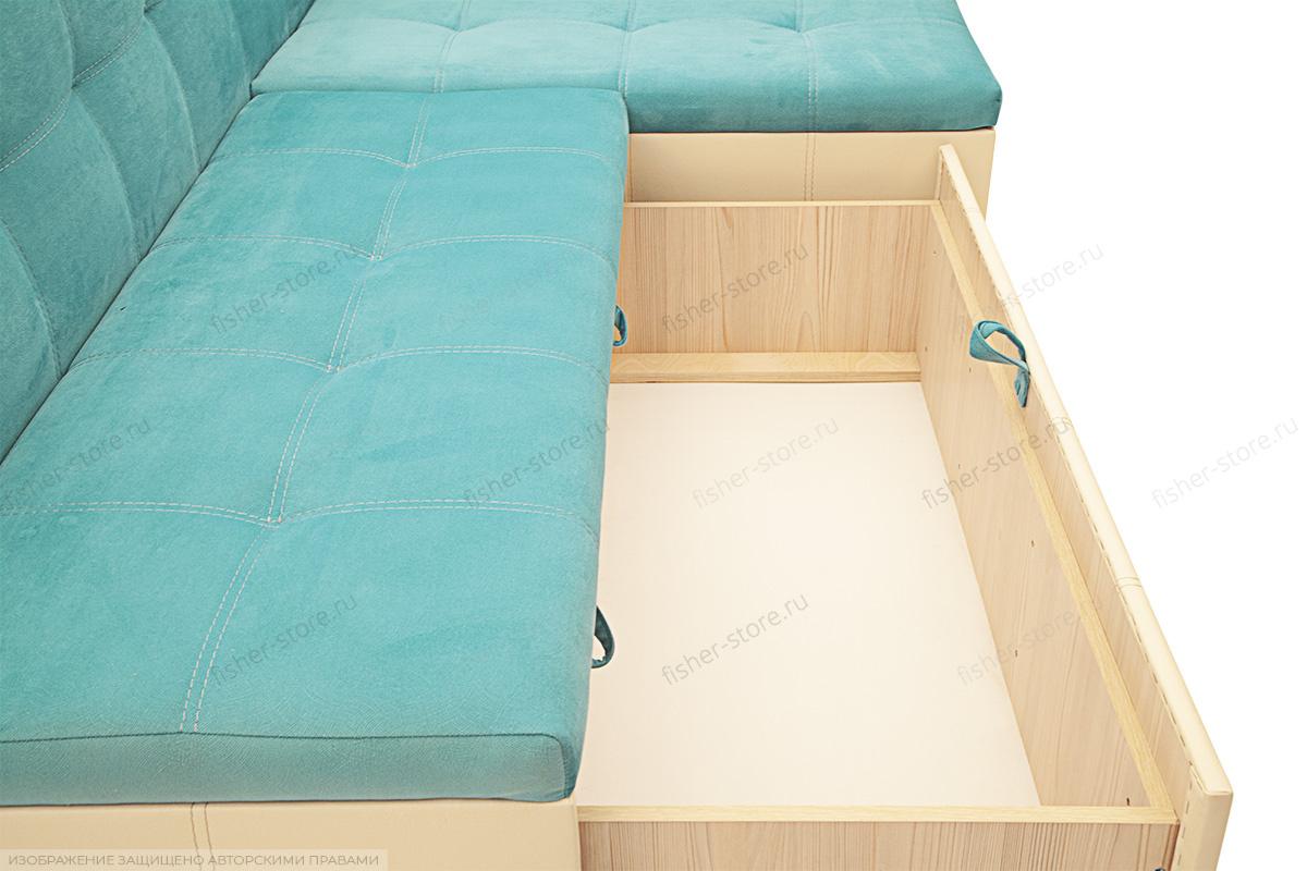 Угловой диван Домино Ящик для белья
