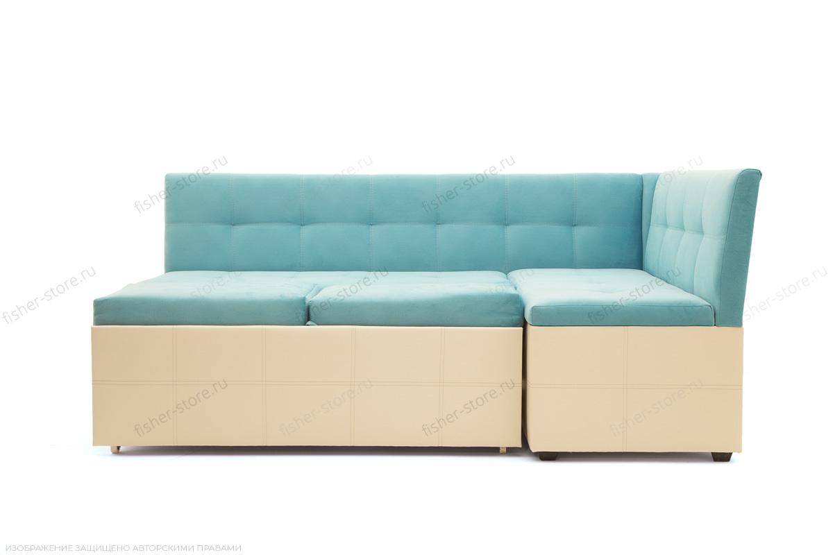 Угловой диван Домино Спальное место