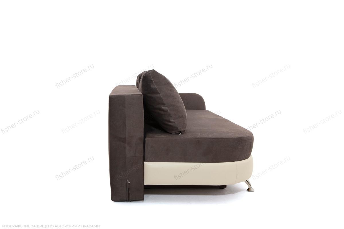 Прямой диван кровать Прага-3 Вид сбоку