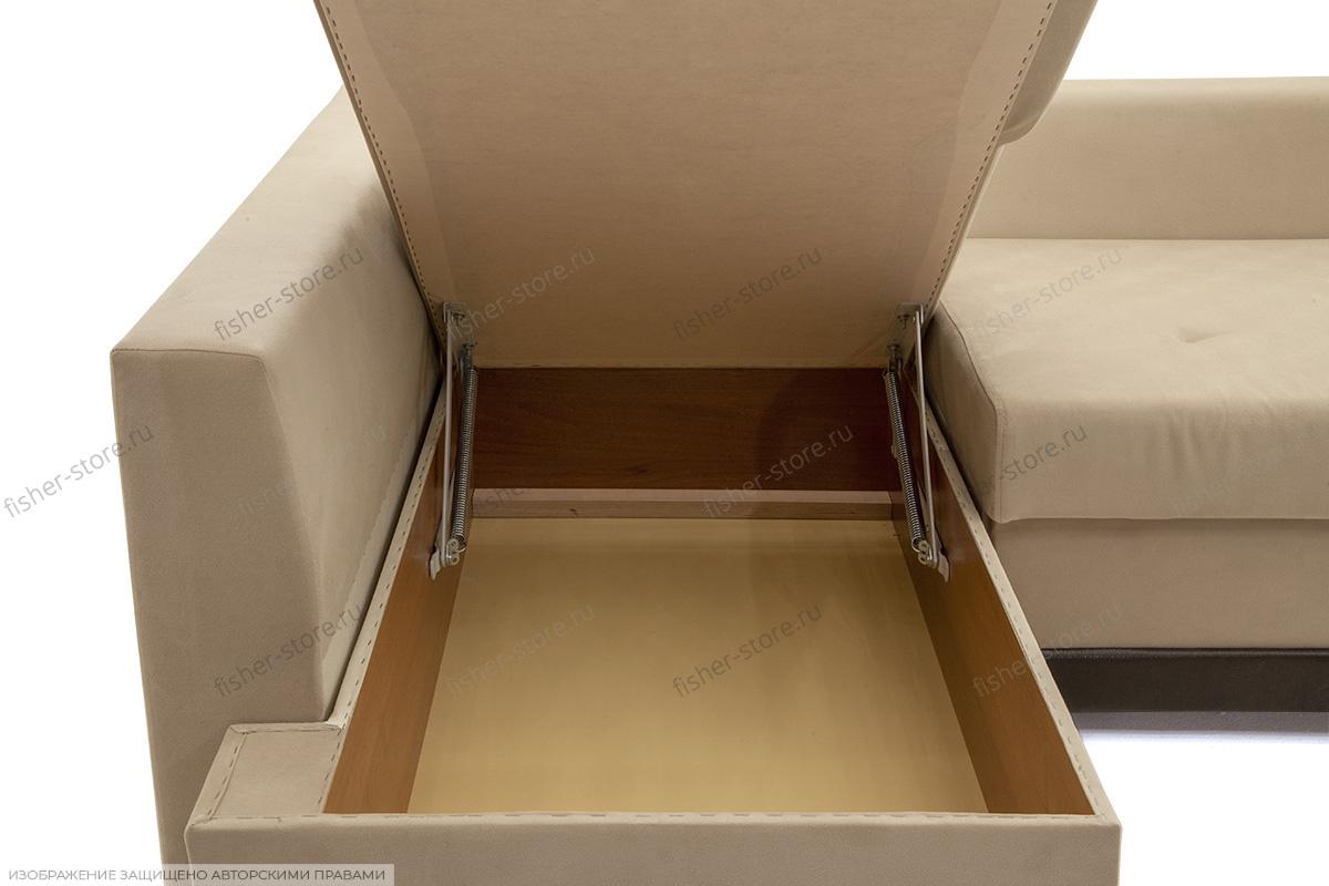 Угловой диван Нью-Йорк-2 Ящик для белья
