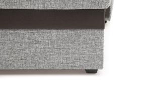 Угловой диван Джексон с накладками МДФ Ножки