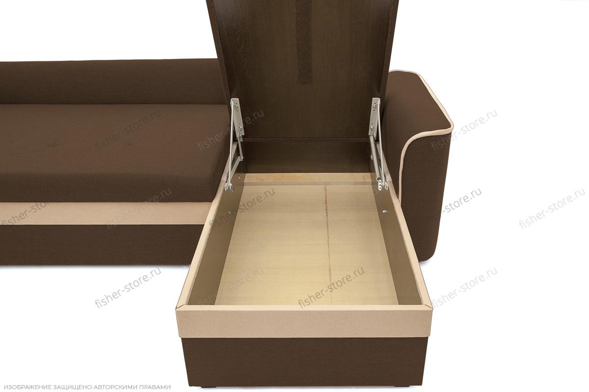 Угловой диван Фьюжн Ящик для белья