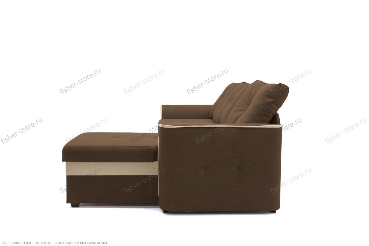Двуспальный диван Фьюжн Вид сбоку