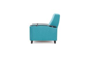 Офисный диван Рондо с опорой №2 Вид сбоку