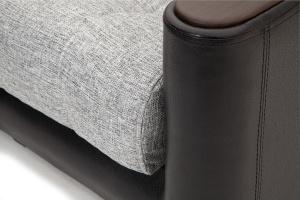 Диван с независимым пружинным блоком Вито-3 Текстура ткани