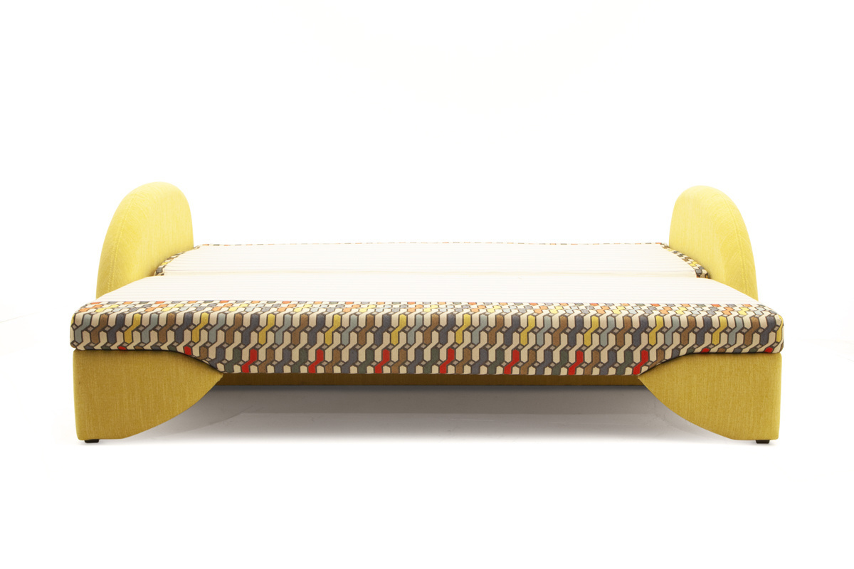 Офисный диван Ода МФ (Leticiya) Спальное место