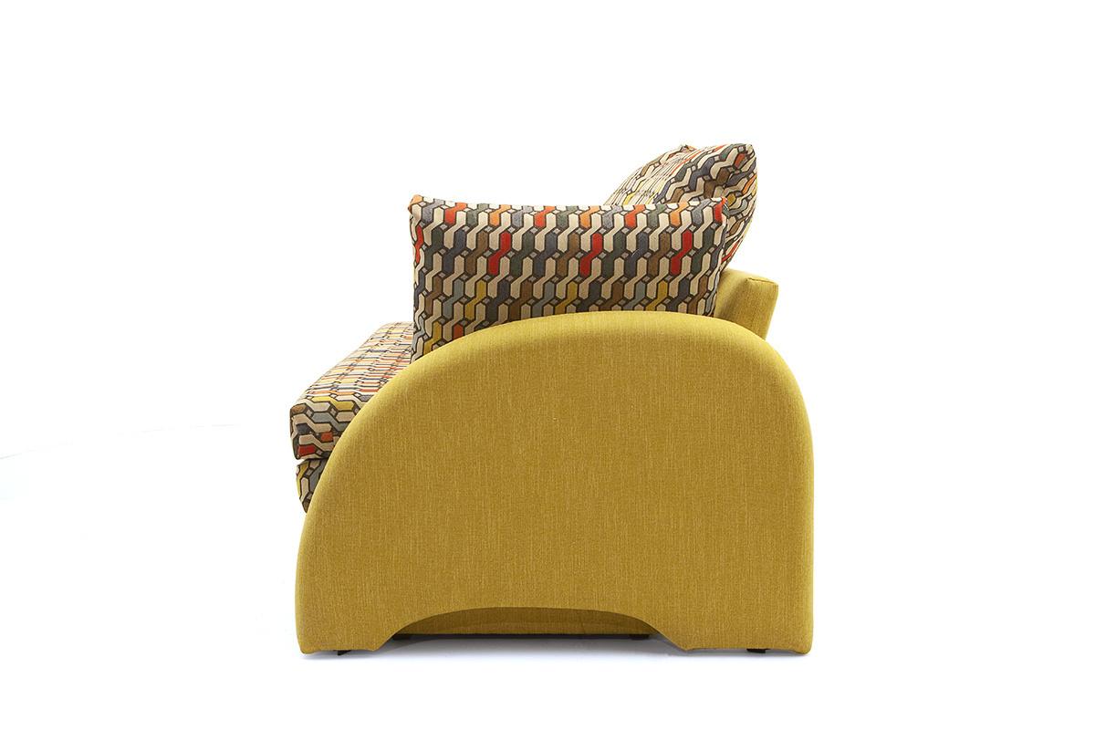 Офисный диван Ода МФ (Leticiya) Вид сбоку