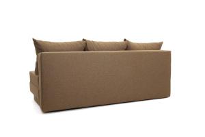 Прямой диван со спальным местом Реал Вид сзади