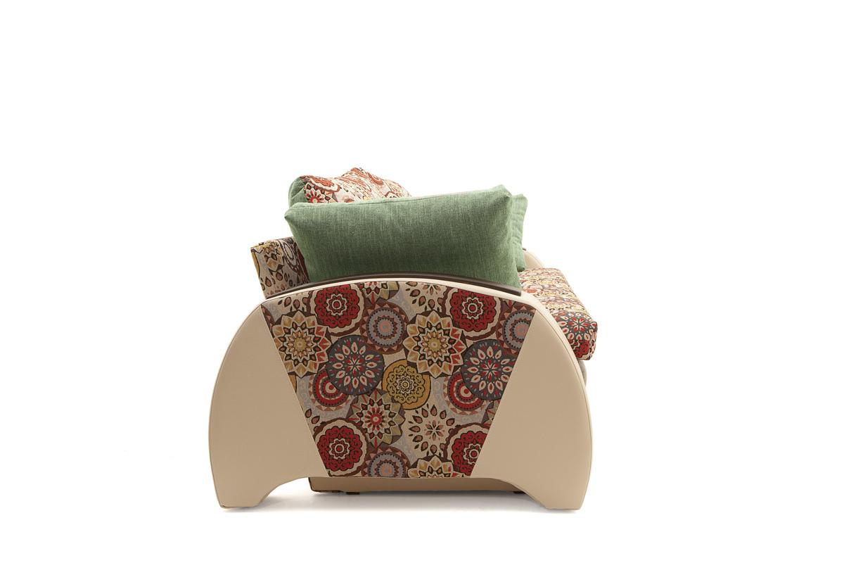 Двуспальный диван Ода-2 Вид сбоку