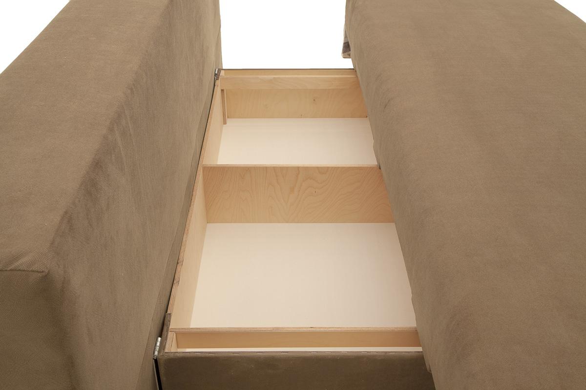 Прямой диван Монтилия-2 Ящик для белья