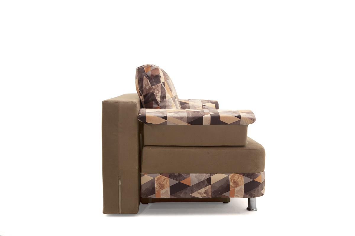 Прямой диван Монтилия-2 Вид сбоку