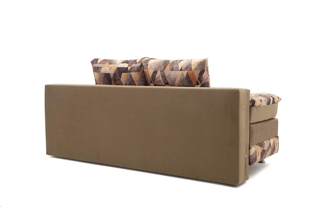 Прямой диван Монтилия-2 Вид сзади