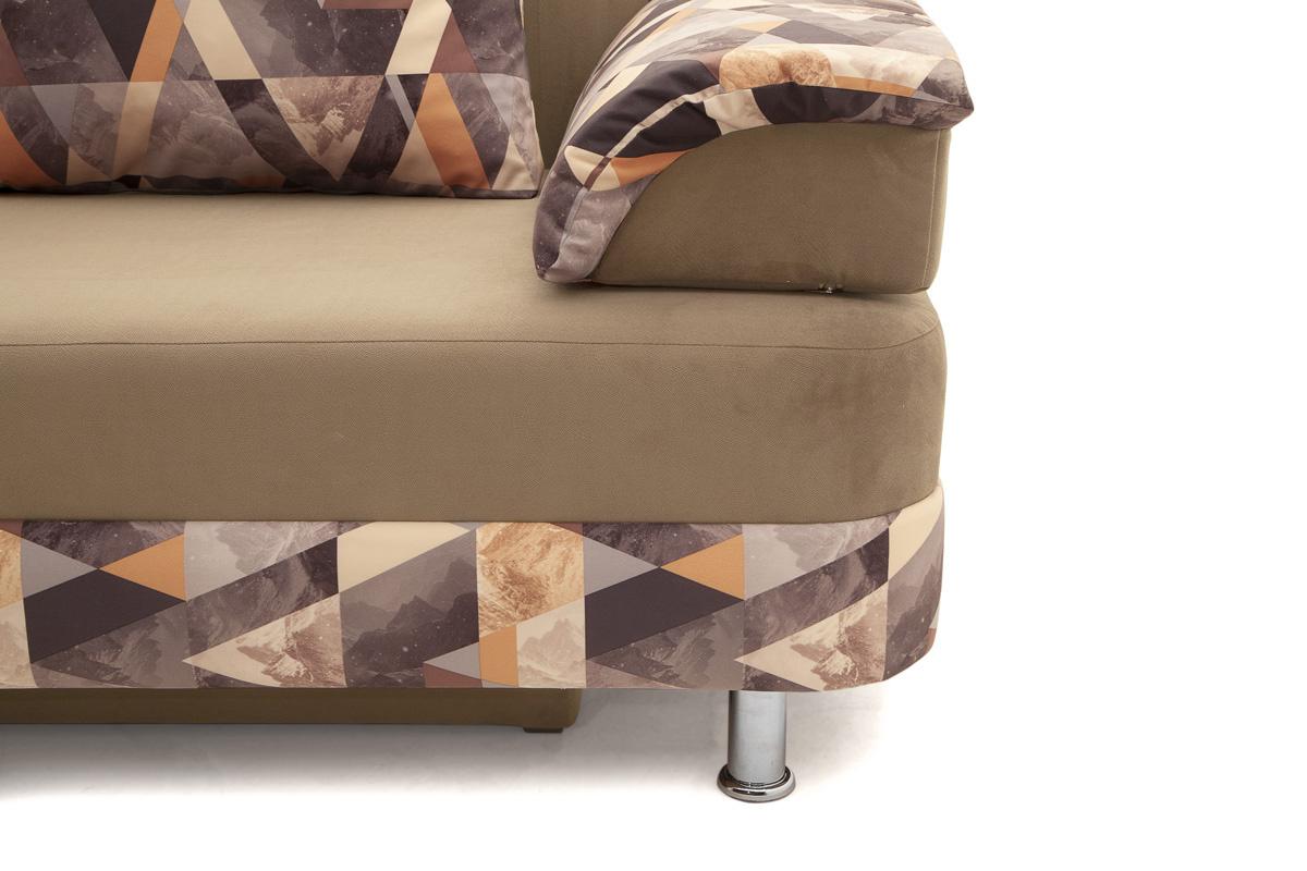 Прямой диван Монтилия-2 Ножки