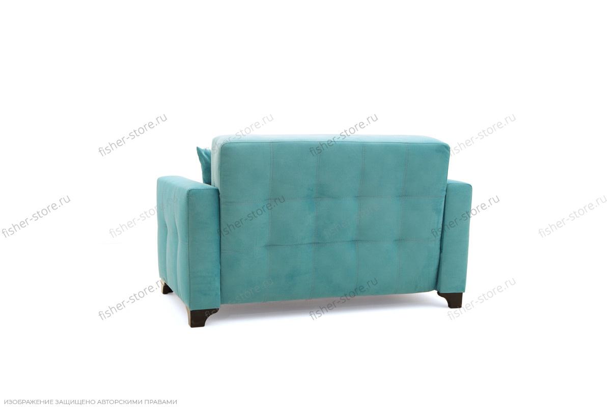 Прямой диван Этро люкс с опорой №1 Вид сзади
